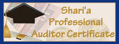 Shariah Professional Auditor